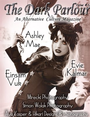 Dark Parlour Magazine - Issue #32 - Open Theme New Year's Issue