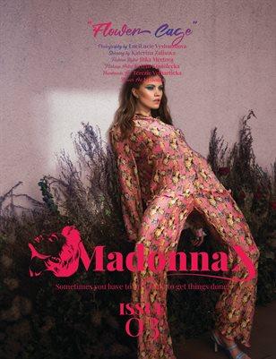 Madonna X Issue No.03 Vol03