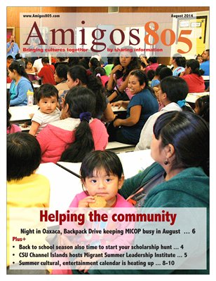 Amigos805 August 2014