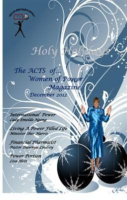 Jan 2013 The Acts of Women of Power