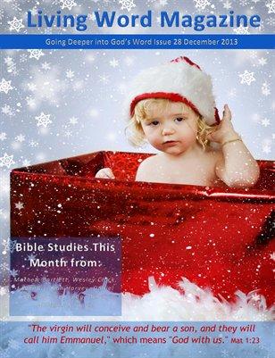 Living Word December 2013