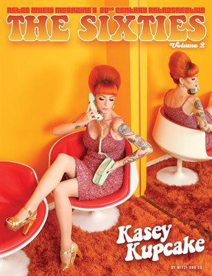 20th Century Retrospective – The 60's Vol. 2 – Kasey Kupcake Cover