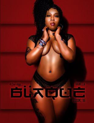 BLAQUE: BOOK 3 (VANILLA COVER)