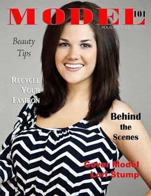 Model 101 Magazine Spring 2015