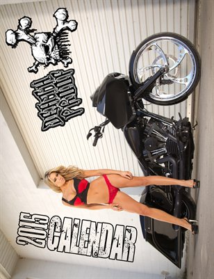 Death Proof 2015 Calendar