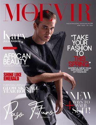 36 Moevir Magazine April Issue 2021