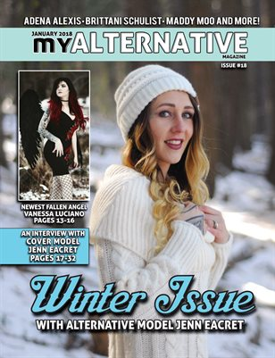 MyAlternative Magazine Issue 18 January 2018