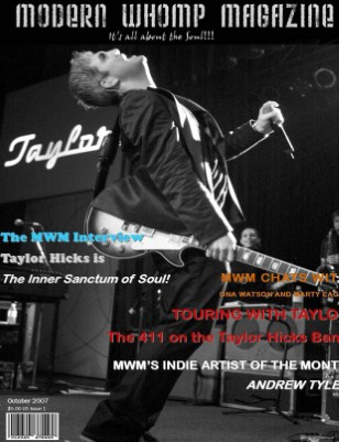 MWM Taylor Hicks Tribute Issue (2007)_