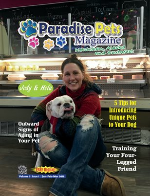 Paradise Pets Magazine, Ketchikan, AK Jan-Mar 2018