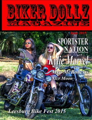 Biker Dollz Magazine June 2015