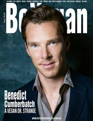 BEVEGAN Magazine - Aug 2018 - #5