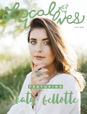 ISSUE 39 - KATY BELLOTTE