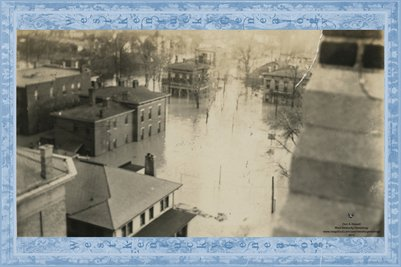 1937 Paducah, McCracken County, Kentucky Flood Collection14