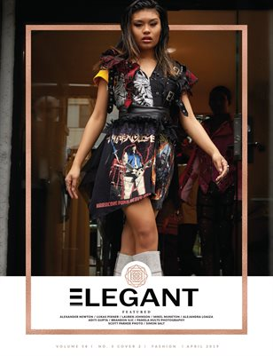 Fashion #5 Cover 2 (April 2019)