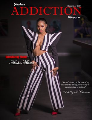 Fashion Addiction - Issue 03 - December 2019