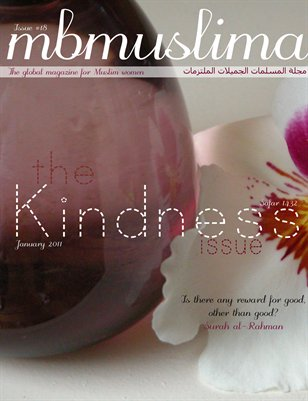 The Kindness Issue - Issue 18 - January 2011