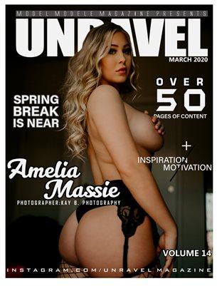 UNRAVEL MAGAZINE #14 (AMELIA)