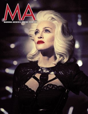Madonna Archives Fanzine Issue 32