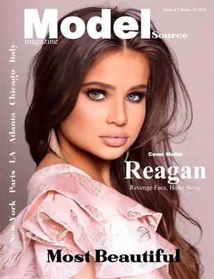 Model Source Magazine Issue 4 Volume 13 2021 Most Beautiful