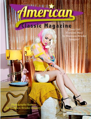 American Classic Magazine June Issue