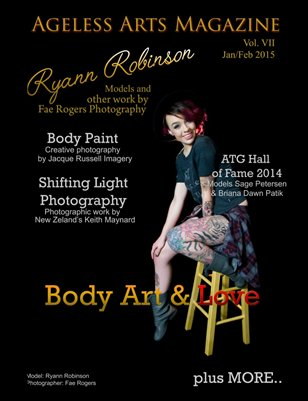 Ageless Arts Magazine Volume VII