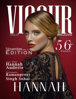Fashion And Beauty November Issue 3