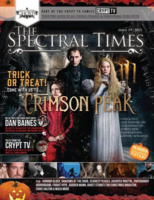 The Spectral Times : Issue 19
