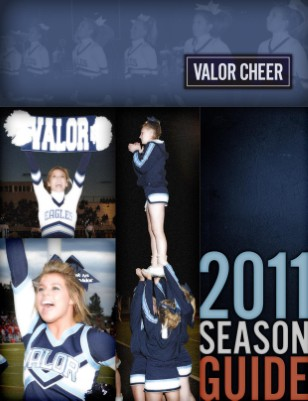 2011-2012 Cheer Season Guide