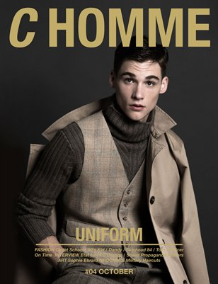 C HOMME #04 (COVER 4)