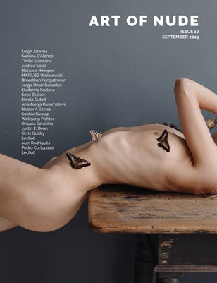 Art Of Nude - Issue 10