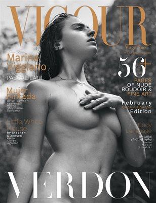 NUDE & Boudoir | February Issue 7