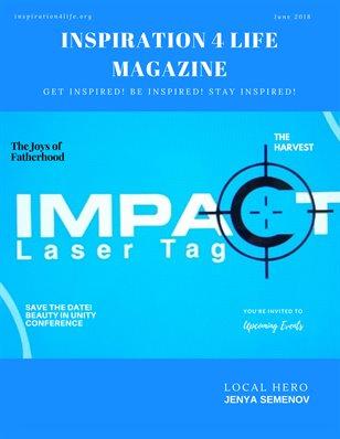 June Inspiration 4 Life Magazine