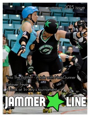 Jammer Line Magazine Summer 2015 Issue