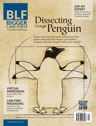 Dissecting Google Penguin - October 2012