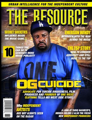 OG Cuicide: The Resource Magazine Vol. 7