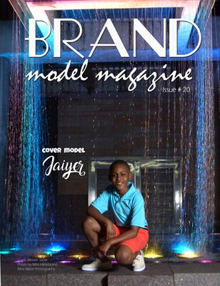 Brand Model Magazine - Issue 20