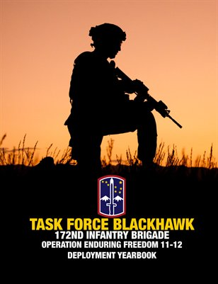 172nd Infantry Brigade Deployment Yearbook
