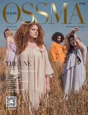 OSSMA Magazine EUROPE ISSUE15, vol2