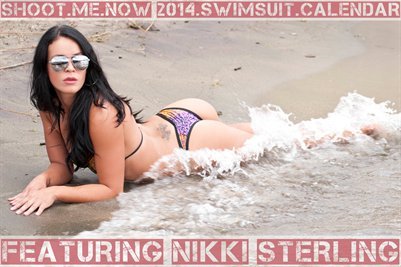 SMN POSTER | SHOOT FOR THE SUN | NIKKI STERLING