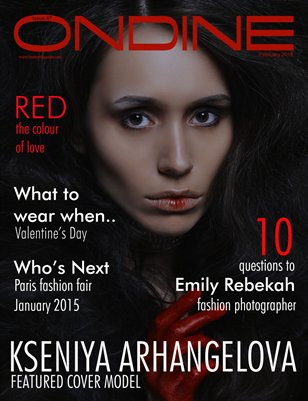 Ondine Magazine #7 February 2015