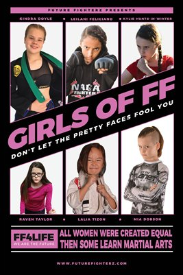 Girls Of FF #4