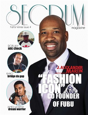 Secdum Magazine - Winter Issue- The Golden Age Era