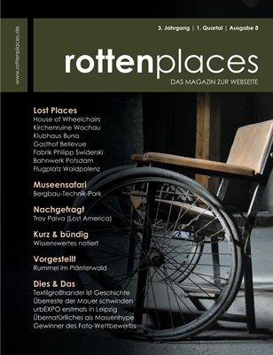rottenplaces Magazin 1/2015