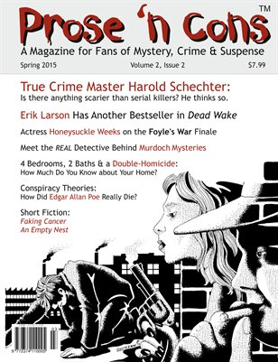 Prose 'n Cons™ Mystery Magazine Spring 2015