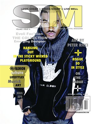 Swagga Digital Magazine Spring Issue 2012
