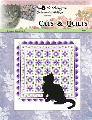 Cats And Quilts May