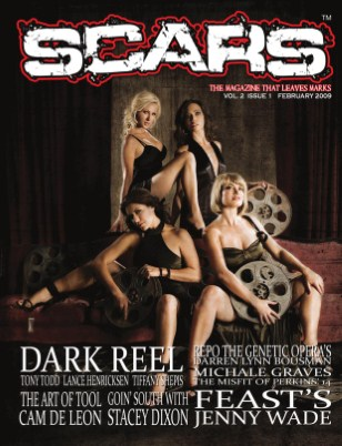 SCARS Magazine: Dark Reel