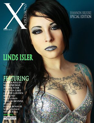 XPRESSIONS MAGAZINE - MARCH 2014