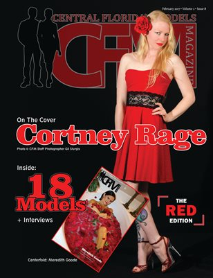 CFM Magazine Vol 2 Issue 8• Feb 2017 RED EDITION