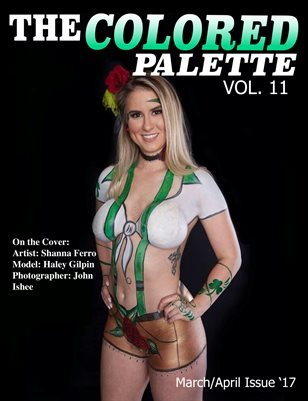 The Colored Palette Issue Vol. 11 2017